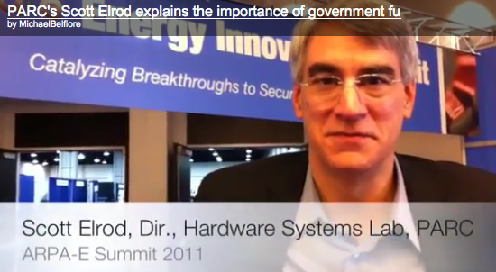 Video: PARC's Scott Elrod on the importance of government-supported R&D