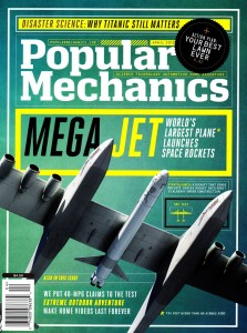 April 2012 issue of Popular Mechanics