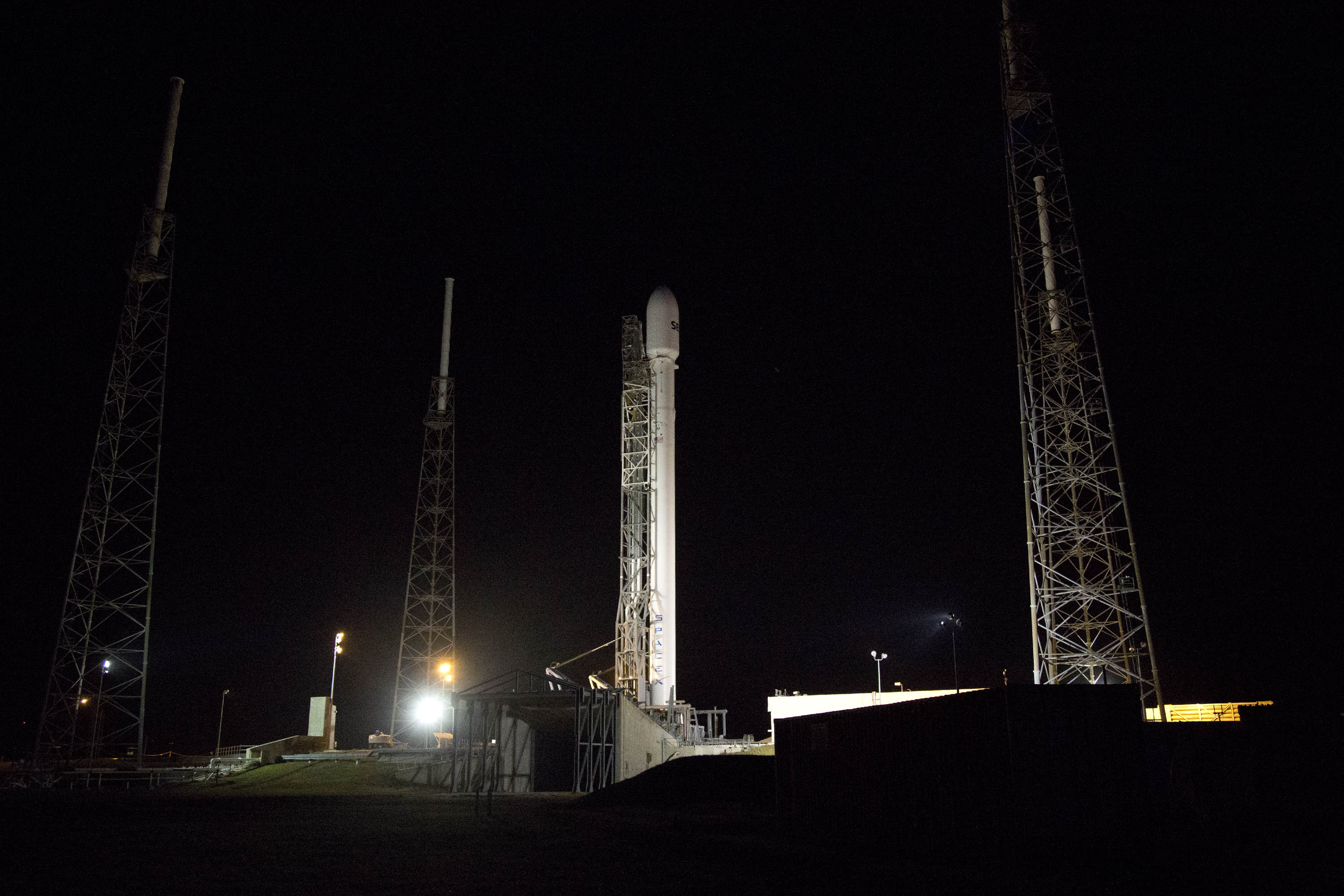 Why Monday's SpaceX launch is a big deal