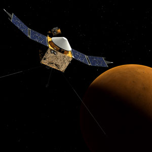 PopMech: MAVEN Mars