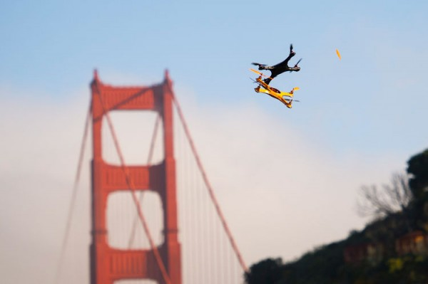 Businessweek: Drone Traffic Control