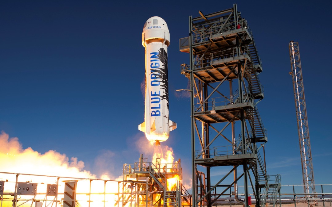 Blue Origin vs Elon Musk's Plan