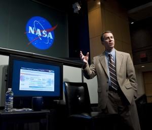 NASA Chief Technologist Bobby Braun