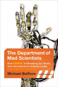 The Department of mad Scientists book cover