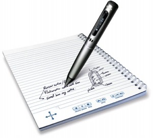 Pulse smart pen from Livescribe