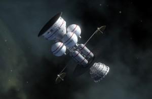 Icarus starship