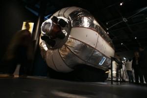 Bigelow Aerospace habitat at AMNH