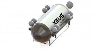 Masten Space Systems XEUS lander