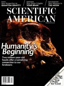 April 2012 issue of Scientific American