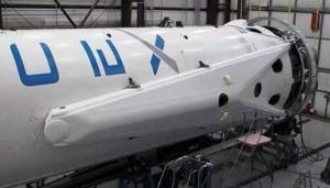 SpaceX F9 landing legs